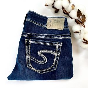 29x31 Tuesday Silver Jeans